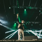 Young Thug at Rolling Loud 2017, by Regidor Biala