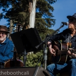 Lampedusa with Lucinda Williams & Buddy Miller at Hardly Strictly Bluegrass 2017, by Ria Burman