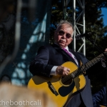 John Prine at Hardly Strictly Bluegrass 2017, by Ria Burman