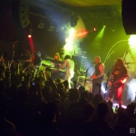 Andrew W.K. at the Independent, by Daniel Kielman