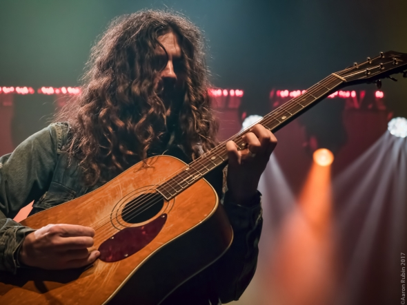 Courtney Barnett and Kurt Vile (and Sea Lice) at The Fox Theater, by Aaron Rubin