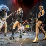 Glam Skanks at the Masonic, by Aaron Rubin