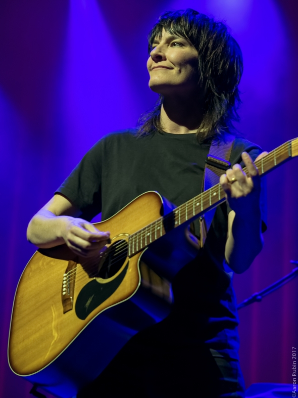 Jen Cloher at The Fox Theater, by Aaron Rubin