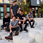 The Wrecks at Daggett Plaza by Estefany Gonzalez