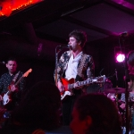 The Technicolors at Bottom of The Hill By Estefany Gonzalez