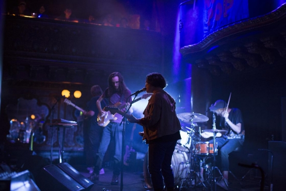 Jay Som at the Great American Music Hall, by Kristin Cofer