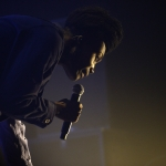 Benjamin Clementine at Iceland Airwaves 2017, by Jon Bauer