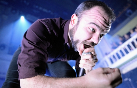 Beyond the Bay: Future Islands at Paradiso in Amsterdam