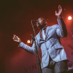 Desi Valentine at the Fillmore, by Robert Alleyne