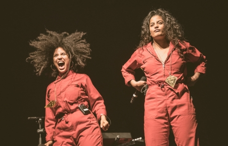 Photos: Ibeyi at the Fillmore