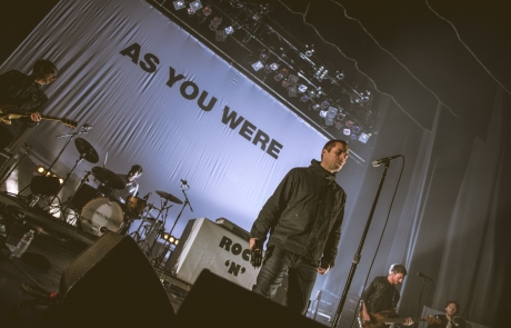 Photos: Liam Gallagher at the Warfield