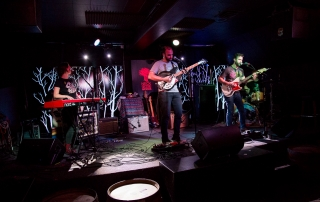 Trebuchet plays night three of Fog City Fest at Neck Of The Woods by Estefany Gonzalez