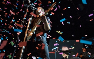 OK Go at the Fillmore, by Estefany Gonzalez