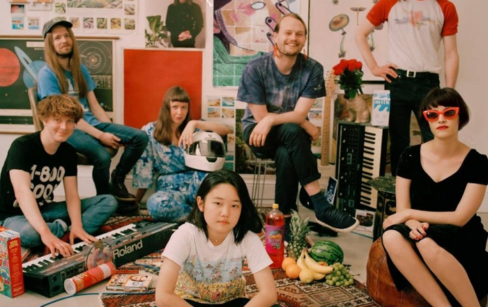 Superorganism to kick off US tour at Rickshaw Stop in 2018