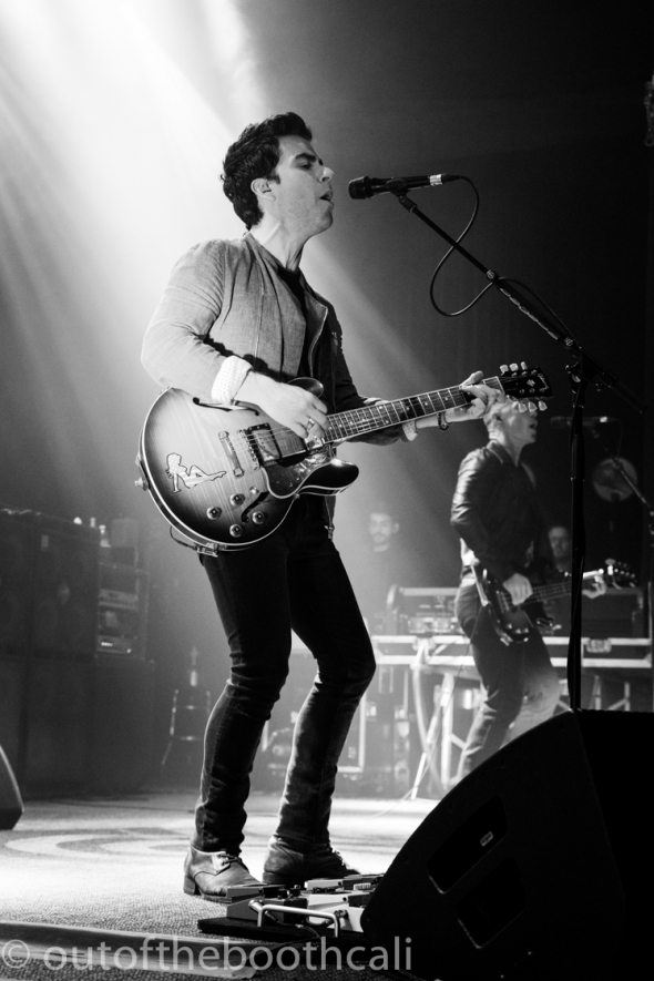 Stereophonics at The Fillmore, by Ria Burman