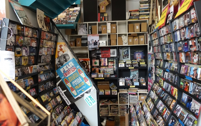 Beyond The Bay: Brandon's guide to European record collecting