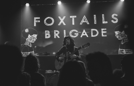 Photos: Foxtails Brigade at The Independent