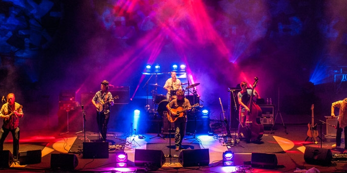 Railroad Earth brings 'Captain Nowhere' to the Bay Area