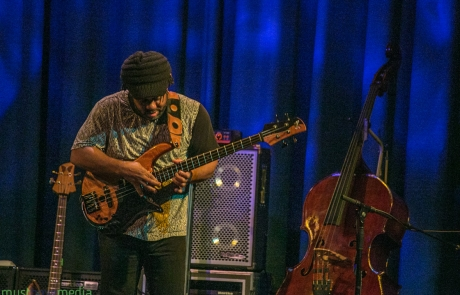 Review + Photos: Victor Wooten at the Rio
