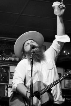The outlaw country sounds of Willy Tea Taylor