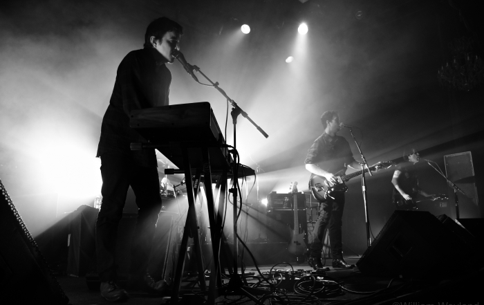 Review + Photos: Wolf Parade return to the Fillmore
