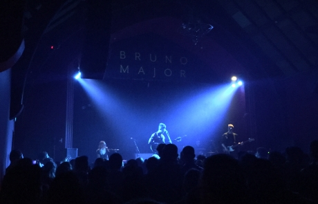 Noise Pop: Bruno Major at the Chapel