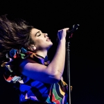 Dua Lipa at the Masonic, by Robert Alleyne