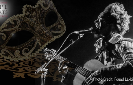 Fantastic Negrito performs at charity ball this Saturday