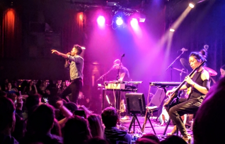 Noise Pop: Geographer cements its place as a treasured SF gem