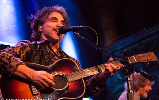 John Oates & The Good Road Band at the Great American Music Hall, by Ria Burman