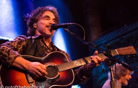 Photos: John Oates & Good Road Band at the Great American Music Hall