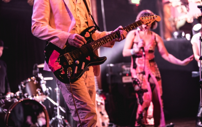 Photos: The Lovemakers at the Great American Music Hall