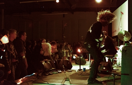Photos+ Review: Ty Segall at Refuge Christian Fellowship