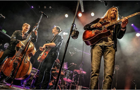 The Wood Brothers hold two nights at The Fillmore this weekend