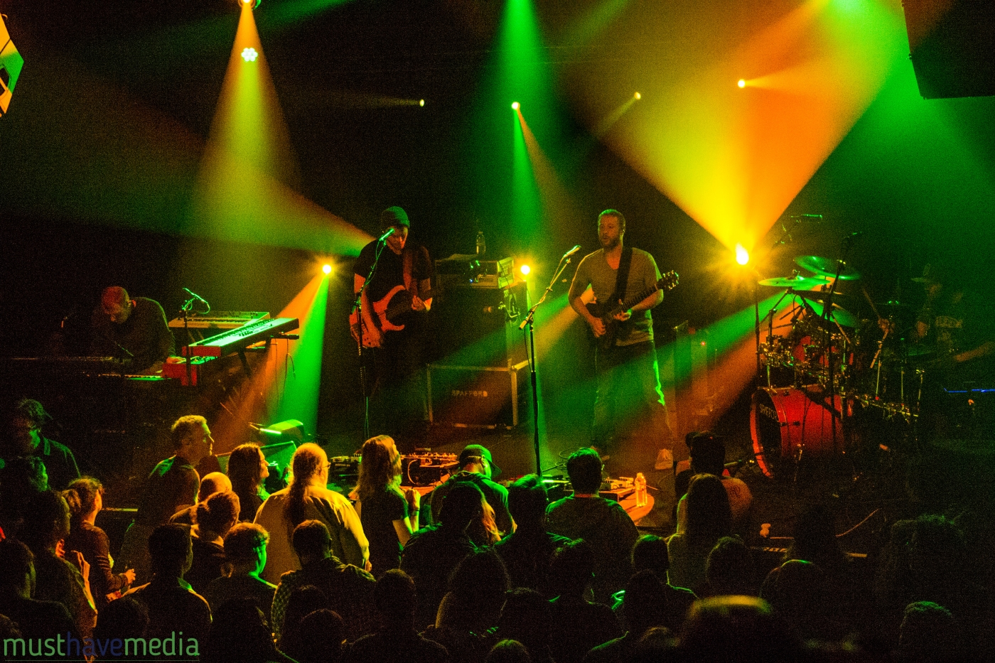 Spafford at The Independent by Joshua Huver
