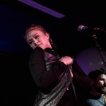The Liners at Café du Nord, by Robert Alleyne