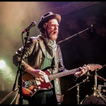 The Damn Fanatics at the Great American Music Hall, by Patric Carver