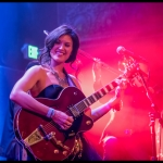 Ellisa Sun at the Great American Music Hall, by Patric Carver