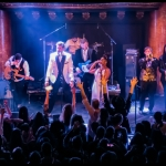 Californicorns at the Great American Music Hall, by Patric Carver