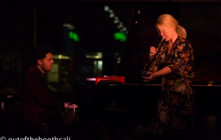Bria Skonberg at SFJAZZ, by Ria Burman