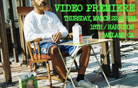 Jay Stone hosting semi-secret video premiere party tomorrow night