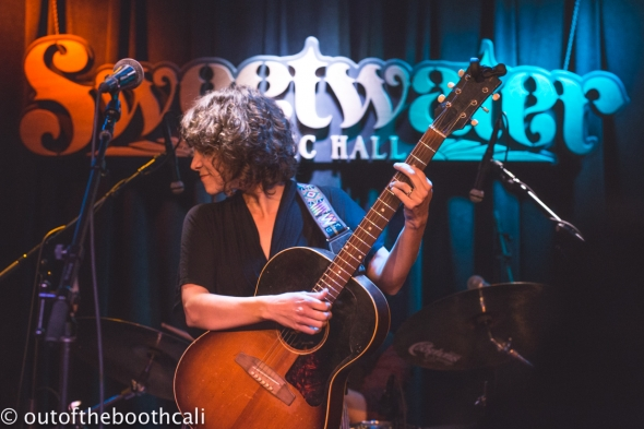 Gaby Moreno at Sweetwater Music Hall, by Ria Burman