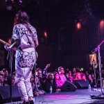 The Coathangers play 2018 Noise Pop Music and Arts Festival by Estefany Gonzalez