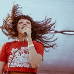 Coathangers at Phono del Sol 2017, by Robert Alleyne