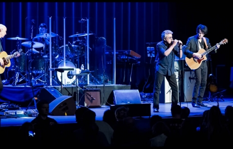 Review + Photos: Roger Daltrey's one-Who punch at the Fox