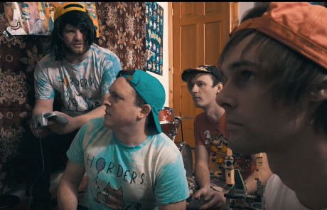 "Video Premiere: Sloth & Turtle, ""Toys"""