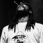 Snoop Dogg at the Regency Ballroom, by Robert Alleyne