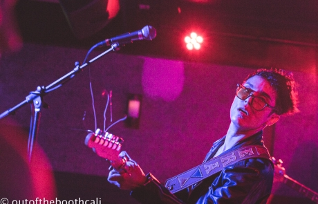 Review + Photos: KERA at Cafe Du Nord