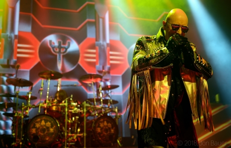 Photos: Judas Priest at the Warfield