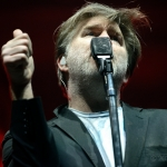 LCD Soundsystem at The Greek Theatre, by Jon Bauer